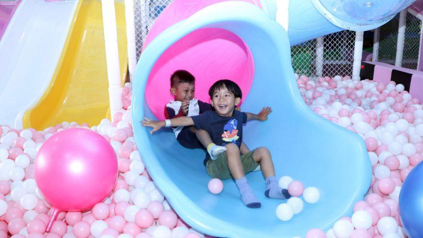 Pre-kid Open Field Study to Kids Park