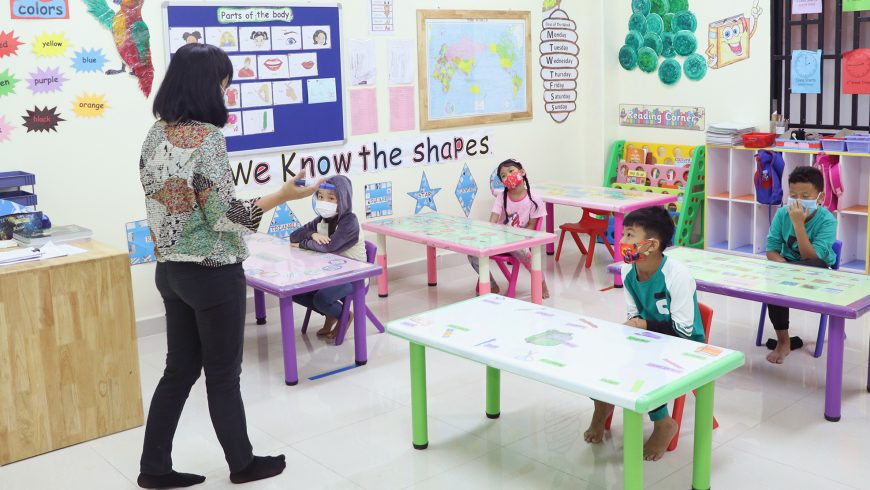 Aii Language Center, Choam Chao Campus Reopening